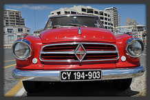 фото автомобиля Borgward isabella coupe 1957 год выпуска